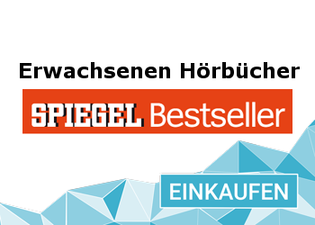Spiegel Bestseller Hörbücher für Erwachsene