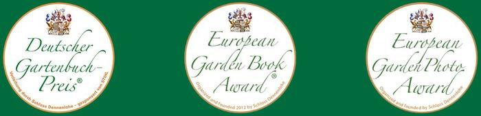 Deutsche und Europäischer Gartenbuchpreis 2017