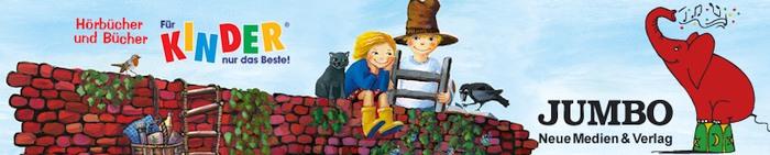 Jumbo Verlag Hörbücher für Kinder und Jugendliche