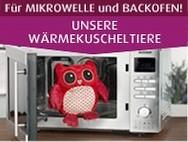 Warmies für die Mikrowellen und den Backofen